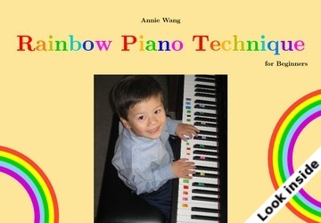 Fun piano learning for young children